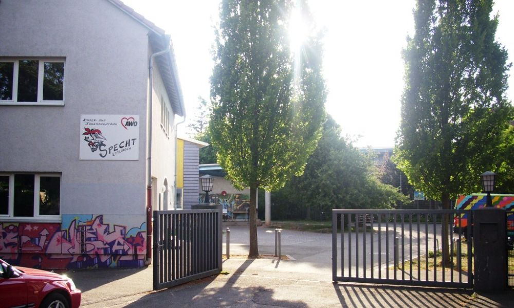 "Jugendzentrum ""Specht"" Ettlingen"